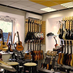 Музыкальные магазины Тугулыма
