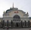 Железнодорожные вокзалы в Тугулыме