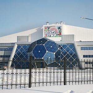 Спортивные комплексы Тугулыма