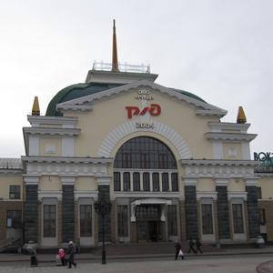 Железнодорожные вокзалы Тугулыма